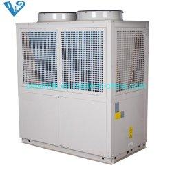 ينقسم نوع هواء أن يروي [هت بومب] مع تدفئة يبرّد [هوت وتر] وحدة داخليّة ووحدة خارجيّة [ر407]