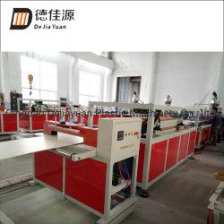 Vorstand-Panel-Strangpresßling-Zeile des Belüftung-hölzerne PlastikWPC, die Maschinerie herstellt