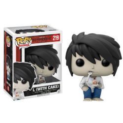 Funko-Pop-219 Death Note Funko-Pop juguetes de PVC