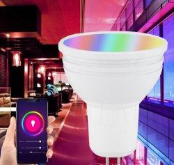 Ми Smart лампу РУКОВОДСТВО ПО РЕМОНТУ16 5W WiFi RGB со светодиодной лампы фонаря направленного света