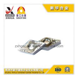 Super calidad carburo de tungsteno inserciones de Cermet Dnmg de Zhuzhou fabricante