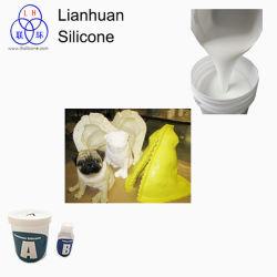 Usare la muffa liquida della madre della gomma e della vetroresina di silicone per copiare il vostro giocattolo del gesso