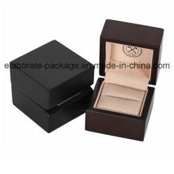 صناديق مجوهرات خشبية عالية الجودة حزمة هدايا فاخرة