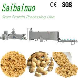 산업 자동적인 짜임새 간장 단백질 채식주의 고기 기계
