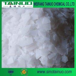 La sosa cáustica/Sodio Hydroxid hojuelas/perlas para productos derivados del petróleo