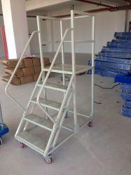 Лестница для хранения погрузчика / тележек лестницы/материально-технической платформы/склад платформы