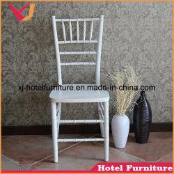 Sala de jantar em alumínio móveis/Aço/cadeira de acrílico para casamento Banquetes