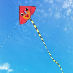 Neues im Freiensport-Spielzeug-bester verkaufensport-Energien-Wind-Karikatur-Drachen mit Fliegen-Gewinde