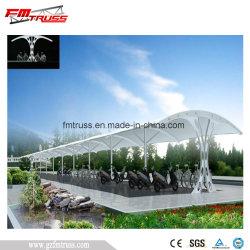 Hochwertige Membran-Dachkonstruktion für Parkhaus