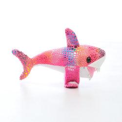 Giocattolo animale C della peluche del braccialetto di sbattimento dei pesci del riempitore molle sveglio del braccio