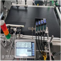 4 Configurações de Caneta Inkjet de máquinas de codificação