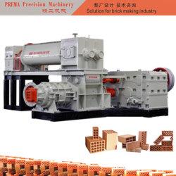 Jky60/55-4.0 verdeel Vacuüm het Maken van de Baksteen Machine In twee stadia