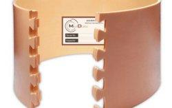 回転式型抜きされた卸し売り容易で調節可能なポリウレタンPUの金敷カバー
