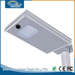 IP65 12 واط، منتج إضاءة LED للشارع الشمسي المتكامل، بقدرة 12 واط