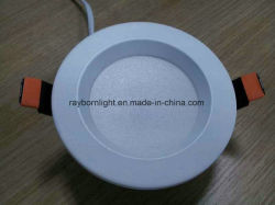 SMD5630 10watt 소형 둥근 부엌 찬장 표면에 의하여 거치되는 LED Downlight