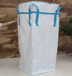 1 тонны Jumbo Frames PP Big Bag водонепроницаемым ламинирование