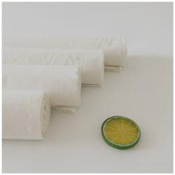 Tessuto in twill/poplin in spandex super morbido cotone per la produzione di pantaloni donna