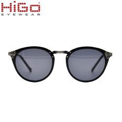 熱い販売法によって分極されるサングラスのイタリアのセリウムデザイン
