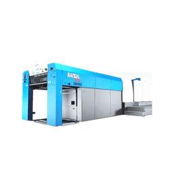 높 과민한 사용된 Kba Rapida 106-4+T+4 Sw4 Sis APC Hr UV 8개의 색깔 오프셋 인쇄 기계