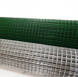 """1/2 """" Protection ConstructionのためのAgricultureのための電流を通されたWelded Wire Mesh Roof Safety MeshかBird Cage Aviary Weld Mesh"""