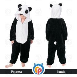 Hot Sale Kids Pyjama Panda Usure de couchage