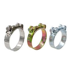 Acier inoxydable et galvanisés Type européen Heavy Duty haute pression robuste le boulon en T le collier de flexible