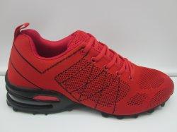 La scarpa da tennis degli uomini calza i pattini correnti di sport casuali che pareggiano le calzature