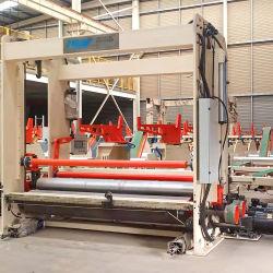 Rullo enorme di taglio ad alta velocità automatico della carta velina della toletta di Rewinder che fa la linea di produzione della macchina con il prezzo basso