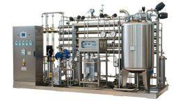 2000L/H Pharmazeutische und medizinische Sanitäranlagen SS316 RO EDI Hoch Gereinigte Wasseraufbereitungsanlagen