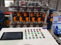 La machine pour le redressage Multi-Roll métal/barre en alliage de cuivre ou de la tige de titane/tube