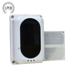 Asenware Aw-Bk901 Detector de Fumo do Reflexo Linear de infravermelhos Distância exterior sensor de feixe de fotografias de infravermelhos