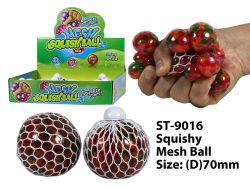구슬 공 장난감을%s 가진 최신 새로운 재미있은 질퍽한 메시 Ball& 짜기 장난감