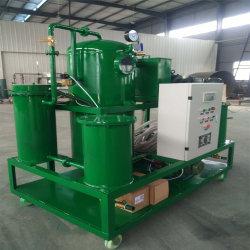 Zla-100 Double-Stage vide élevé Huile de transformateur de machines de filtration de l'huile isolante