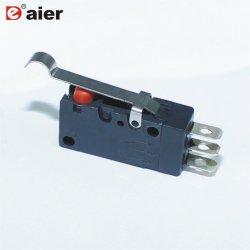 IP67 10A 125VAC à prova de Micro-interruptor electromecânico