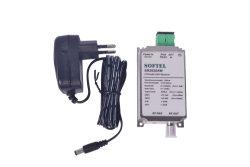 جهاز استقبال صغير مزود بجهاز إرسال ضوئي من ألياف FTTH Node
