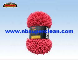 Auto Laver et nettoyer l'Éponge Tampon en microfibre (CN1452)