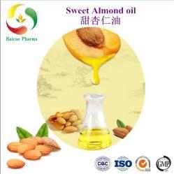 Nº CAS8007-69-0 Aceite de almendras dulces Aceite de almendras o aceite portador de grado alimenticio Aceite con Fragancia de los cosméticos Alimentos el sabor del aceite de la base de aceite esencial