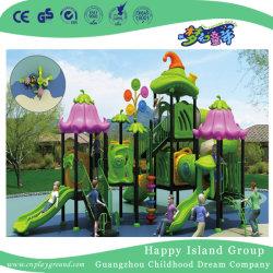 Fleur de l'équipement de terrain de jeux pour enfants du parc de fonction Set-12702 HF