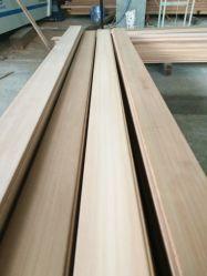Western vermelho do painel de parede de madeira de cedro e revestimento interno