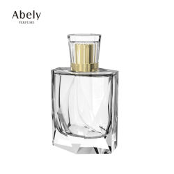 Frasco de perfume Spray de fornecedores de garrafas de vidro pacotes de luxo