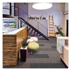 Freies Beispielteppich für Verkaufs-bunte Hallen-büschelige Nylonteppich-Fliese für Verkauf