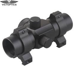 Mejor Victoptics OEM Crossbow 1X30 Airsoft 11 alcance los niveles de Punto Rojo Weaver Gun vista