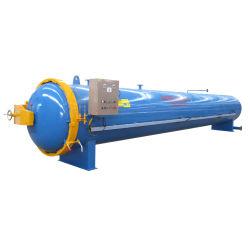 Machine op hoge temperatuur van de Impregnatie van de Hoge druk de Houten