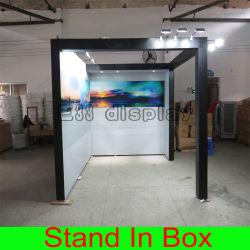 Популярные алюминия модульных торговой выставке стенд выставке DIY системы