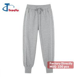 Custom 2020 evolucionaron niño personalizada gris con blanco pantalones sudor Peeling