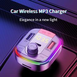 De Toebehoren van de auto met MP3 Speler door TF van de Schijf van U de FM van de Kaart