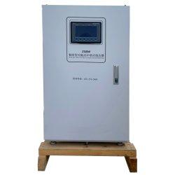 80kVA 3 단계 지적인 몸의 접촉이 없는 보상 AC 전압 안정제 Zsbw