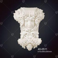 Eco-Friendly Material de Construção da parede interior acentos Material de decoração