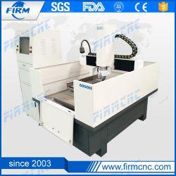 El mecanizado de piezas de corte de metal grabado de 6060, la máquina Router CNC de aluminio