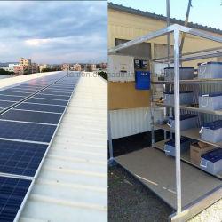 Solare elettrico risparmio energia attrezzatura 5kw 10kw per la casa